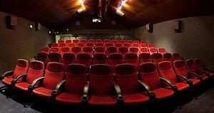 Kinosaal im Hotel Bayerischer Wald, Cham